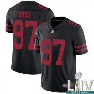 49ers Nick Bosa Super Bowl LIV Jersey